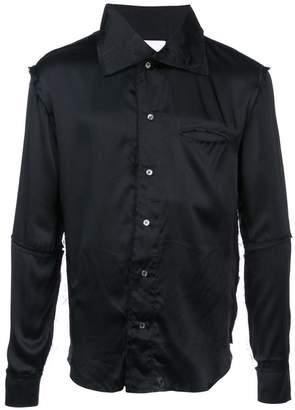 Telfar button down shirt