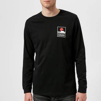 Edwin Men's Sunset On MT Fuji T-Shirt