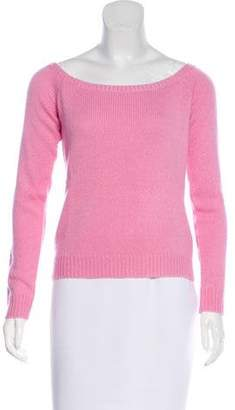 Ralph Lauren Metallic Cashmere Sweater w/ Tags