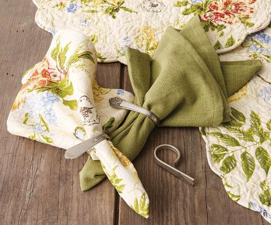 Napa Style Spring Garden Linens