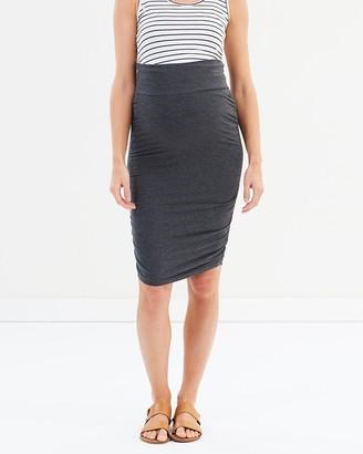 Softline Ruched Skirt