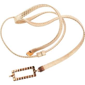 Chopard Leather belt