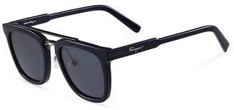 Salvatore Ferragamo SF844SM Sunglasses, 52mm $326 thestylecure.com