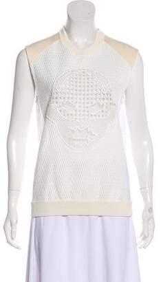 Stella McCartney Knit Embroidered Vest