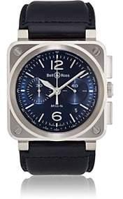 Bell & Ross Men's BR 03-94 Watch - Blue