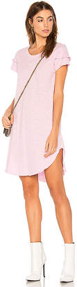 Wilt Ruffle Tee Dress