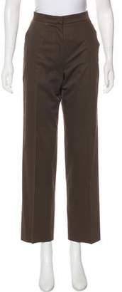 Max Mara Mid-Rise Wide-Leg Pants