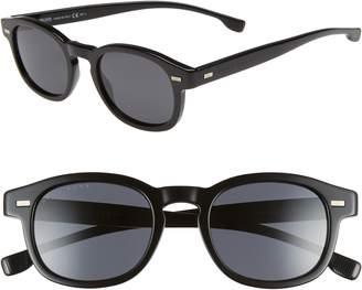BOSS 49mm Sunglasses