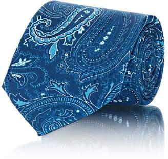 Fairfax Men's Paisley Silk Necktie