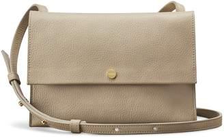 Shinola Leather Crossbody Bag