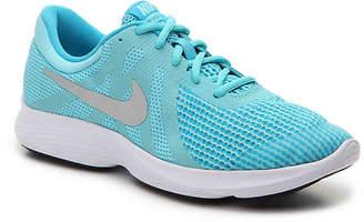 Nike Revolution 4 Youth Running Shoe - Girl's