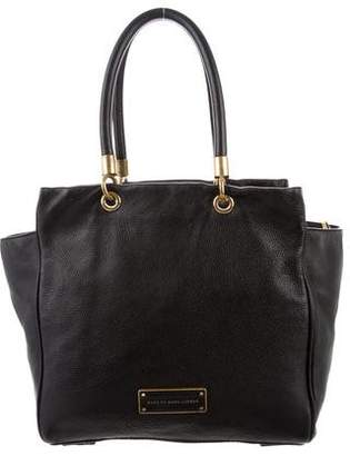 Marc by Marc Jacobs Textured Leather Satchel
