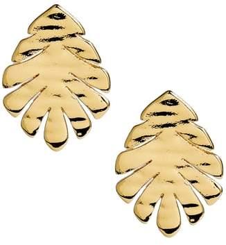 Kate Spade A New Leaf Stud Earrings