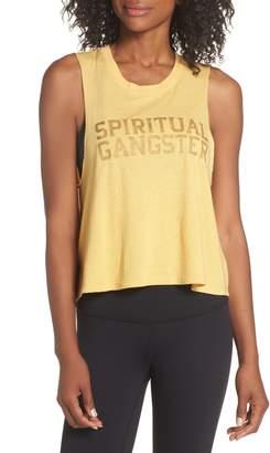 Spiritual Gangster Logo Tank