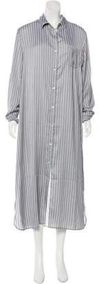 DKNY Long Sleeve Maxi Dress w/ Tags