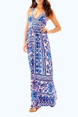 Lilly Pulitzer Taryn Maxi Dress