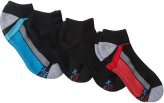 Hanes Men's Big and Tall X-Temp Low Cut Socks