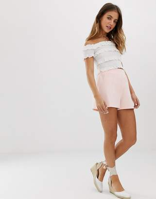 Asos Design DESIGN culotte shorts