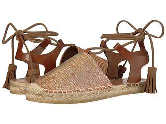 Etro Ankle Wrap Espadrille Women's Shoes