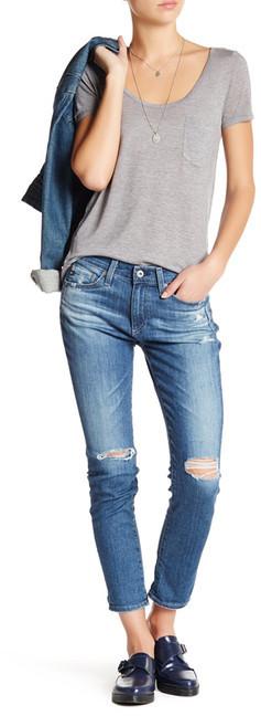 AG JeansAG Beau Slouchy Skinny Jean