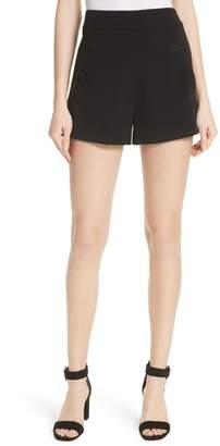 Derek Lam 10 Crosby Pocket Detail Shorts