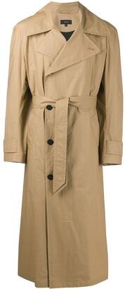 Joseph Mawes trench coat
