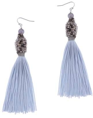 Nakamol Design Tassel Earrings