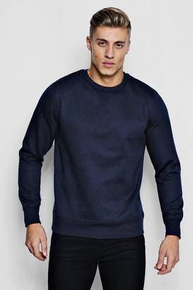 boohoo Basic Crew Neck Sweater