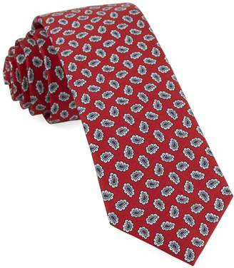 The Tie Bar Fringe Paisley