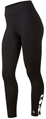 Soffe Junior's Juniors High Waist Legging
