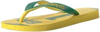 Havaianas Unisex Teams III - Brazil Sandal