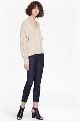 French Connenction Millie Mozart Knit Dropped Sleeve Jumper