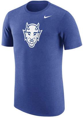 Nike Men's Duke Blue Devils Vault Logo Tri-Blend T-Shirt