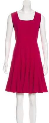 Aquilano Rimondi Aquilano.Rimondi Pleated A-Line Dress