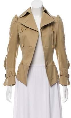 Junya Watanabe Double-Breasted Twill Jacket