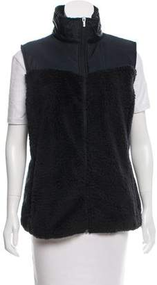 Columbia Fleece Zip-Up Vest