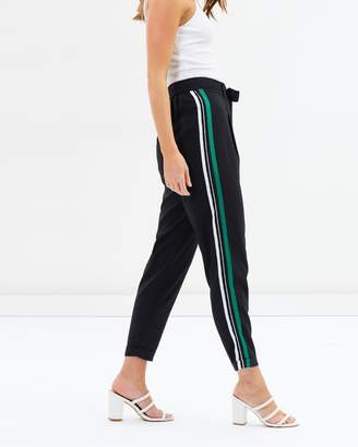 Dorothy Perkins Side Striped Jogger Pants
