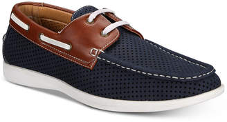 Unlisted Men's Comment-Ary Perforated Boat Shoes