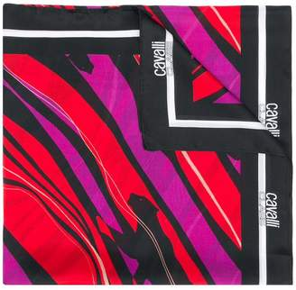 Class Roberto Cavalli striped scarf