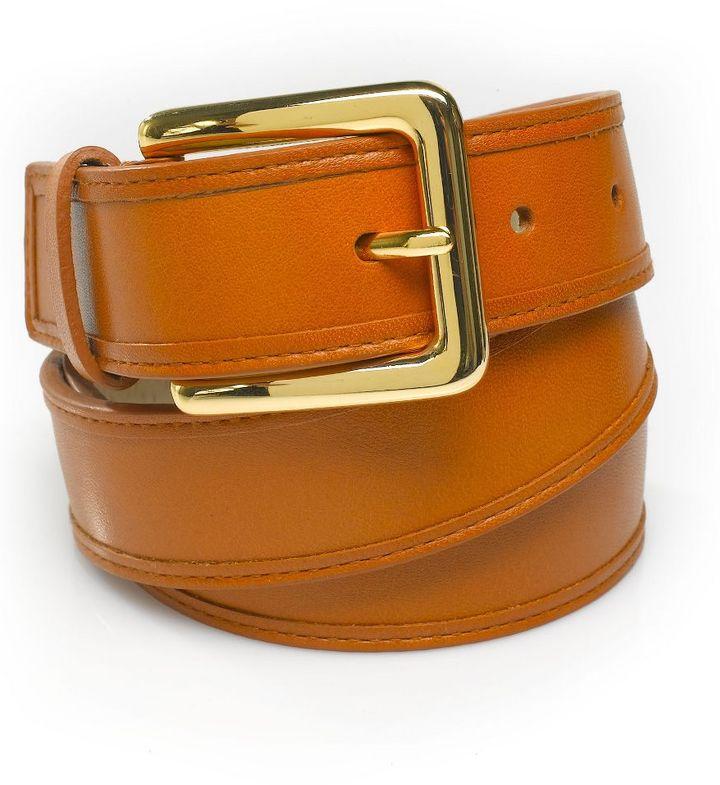 Antonio melani basic leather belt