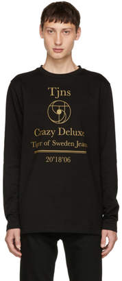 Tiger of Sweden Black Zac Sweatshirt