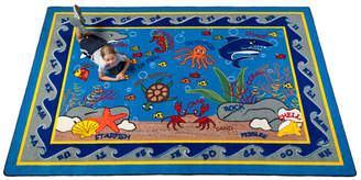 Kid Carpet Fish in the Sea Area Rug Rug