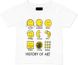 MoMA STORE (モマ ストア) - MoMA STORE MoMA ヒストリーオブアートキッズ Tシャツ 70cm