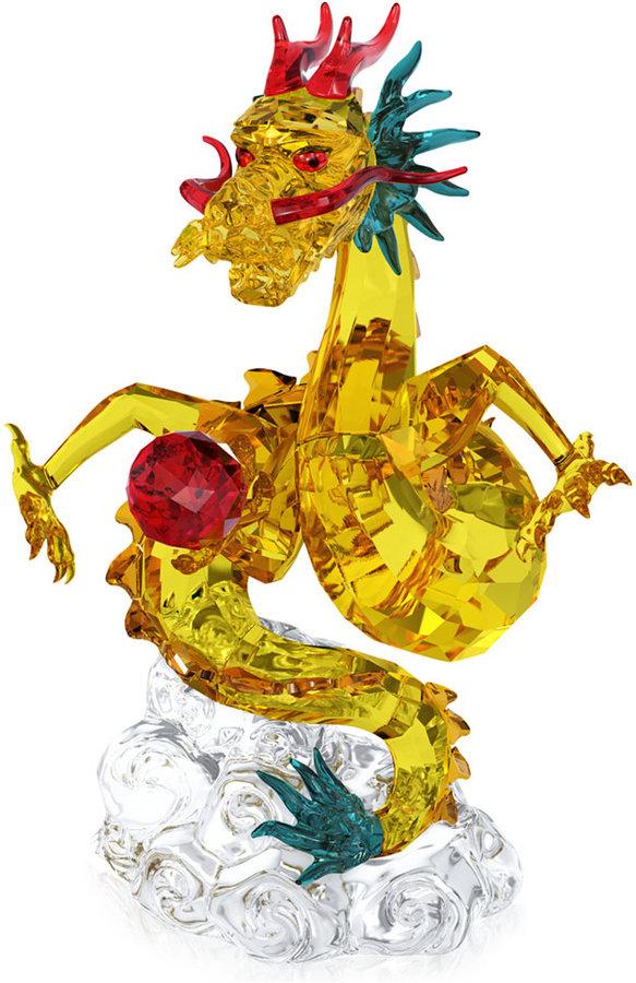 Swarovski Collectible Figurine, Tutelary Spirit Auspicious Dragon