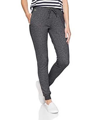 Lacoste Women's Sport Fleece Drawstring Sweatpants