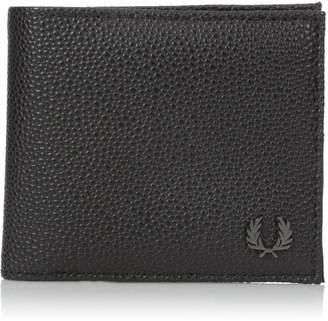 Fred Perry Men's Scotch Grain Billfold Wallet