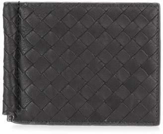 Bottega Veneta woven billfold wallet
