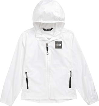 The North Face Flurry Water Repellent Hooded Windbreaker