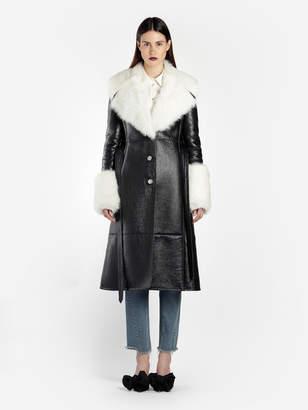 Magda Butrym Leather Jackets