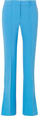Victoria, Victoria Beckham - Cady Flared Pants - Blue